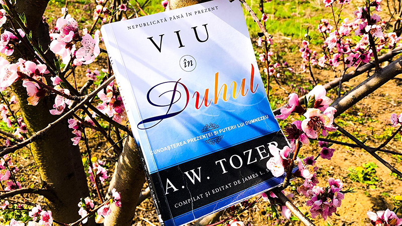 Viu in Duhul - A.W. Tozer
